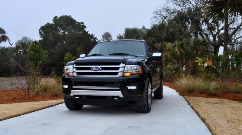 2015 Ford Expedition Platinum EL 21