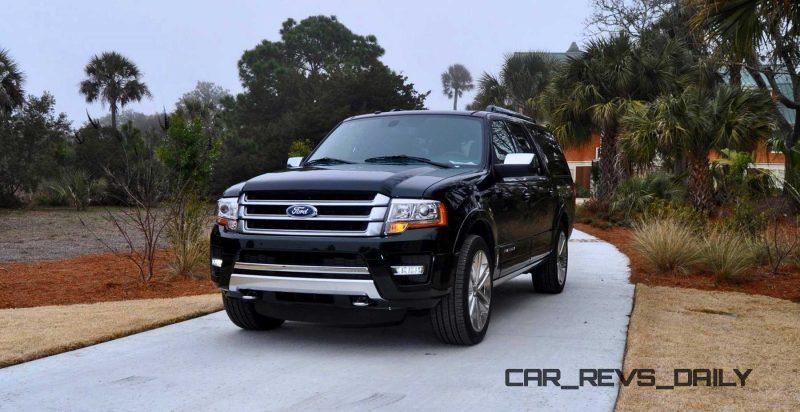 2015 Ford Expedition Platinum EL 22