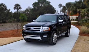 2015 Ford Expedition Platinum EL 23