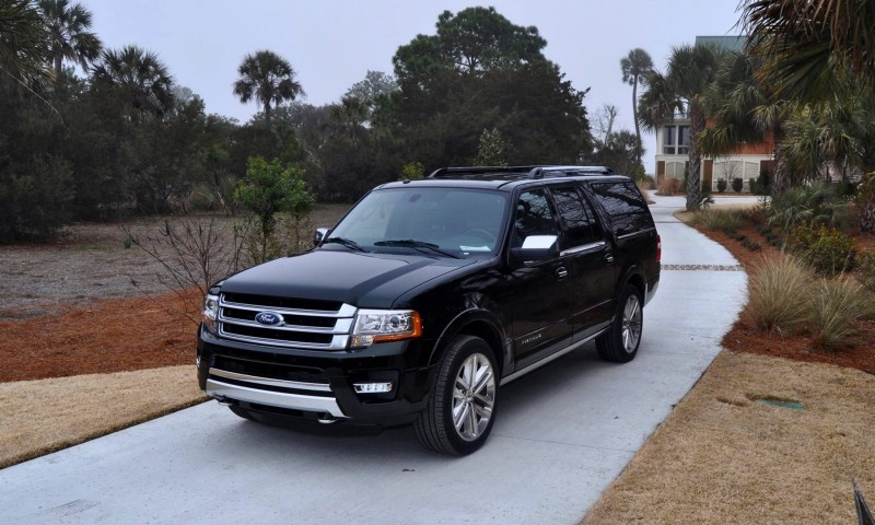 2015 Ford Expedition Platinum EL 24