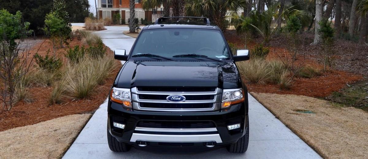 2015 Ford Expedition Platinum EL 26