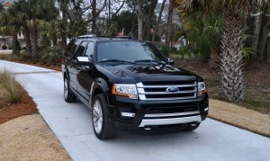 2015 Ford Expedition Platinum EL 29
