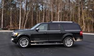 2015 Ford Expedition Platinum EL 3