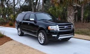 2015 Ford Expedition Platinum EL 31