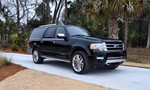 2015 Ford Expedition Platinum EL 32