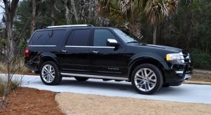 2015 Ford Expedition Platinum EL 34