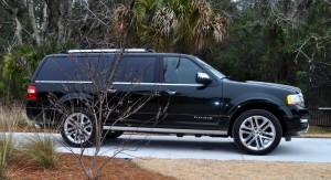 2015 Ford Expedition Platinum EL 35