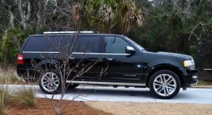 2015 Ford Expedition Platinum EL 35