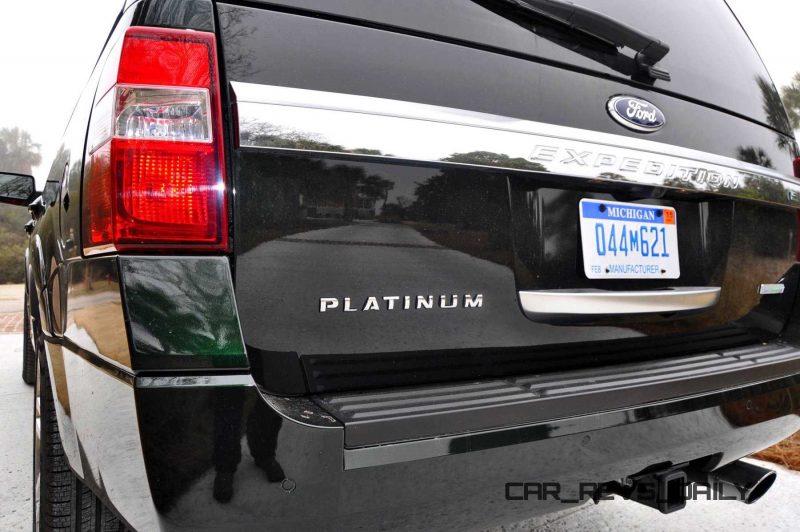 2015 Ford Expedition Platinum EL 37