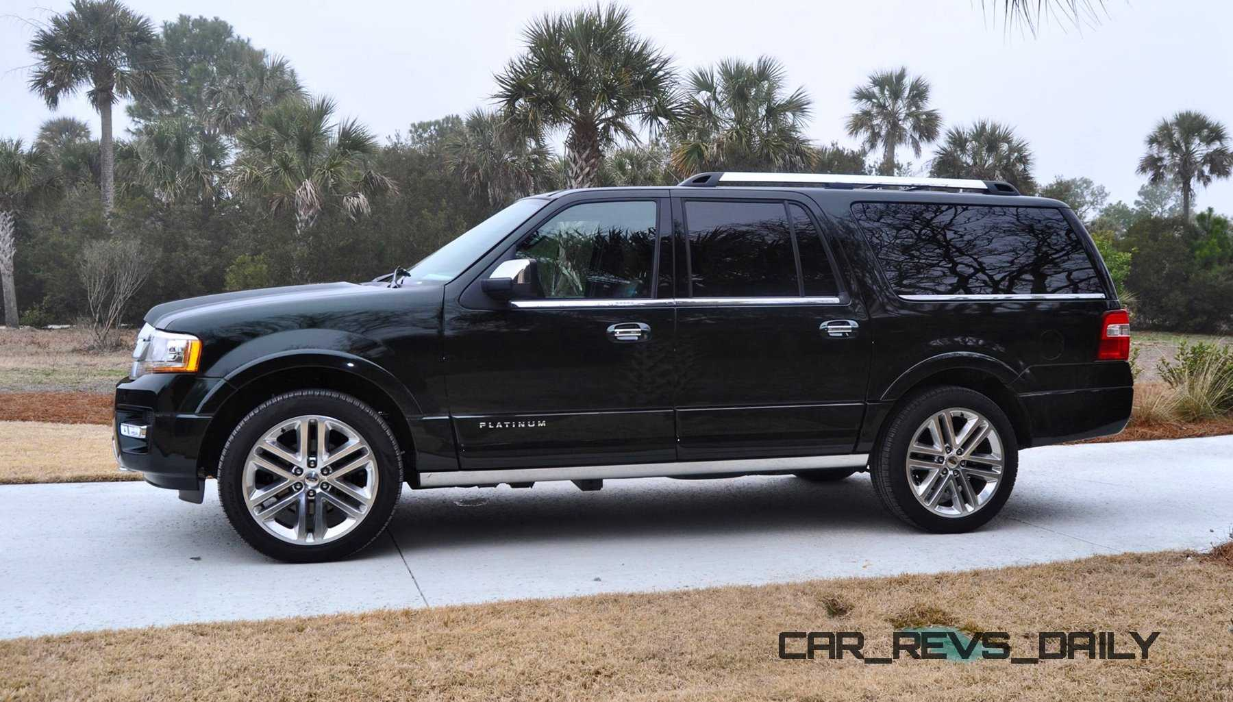 2018 Ford Expedition Review >> 2015 Ford Expedition Platinum EL 39
