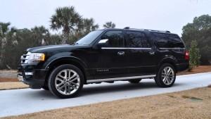 2015 Ford Expedition Platinum EL 40