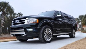 2015 Ford Expedition Platinum EL 42