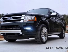 HD Road Test Review – 2015 Ford Expedition Platinum EL