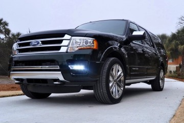 2015 Ford Expedition Platinum EL 43