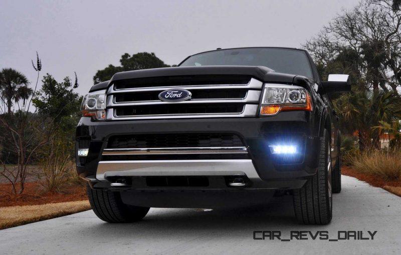 2015 Ford Expedition Platinum EL 44