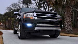 2015 Ford Expedition Platinum EL 45