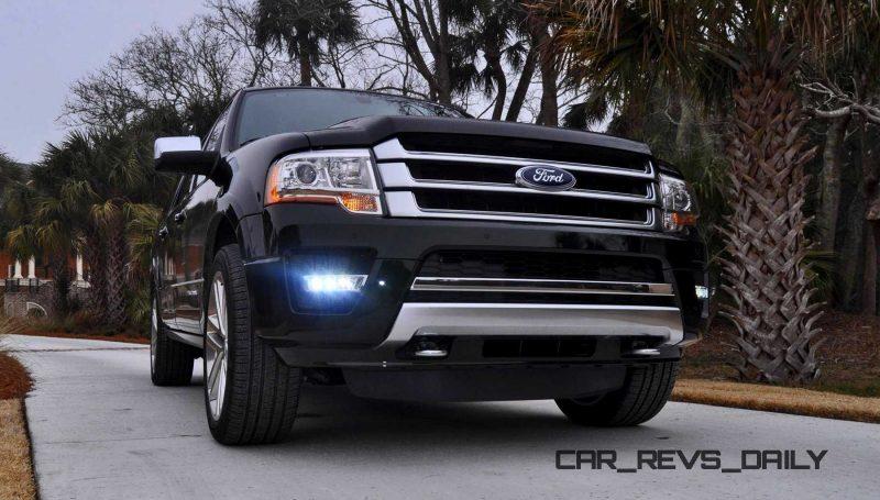 2015 Ford Expedition Platinum EL 45