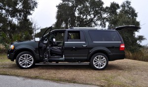 2015 Ford Expedition Platinum EL 46
