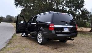 2015 Ford Expedition Platinum EL 48