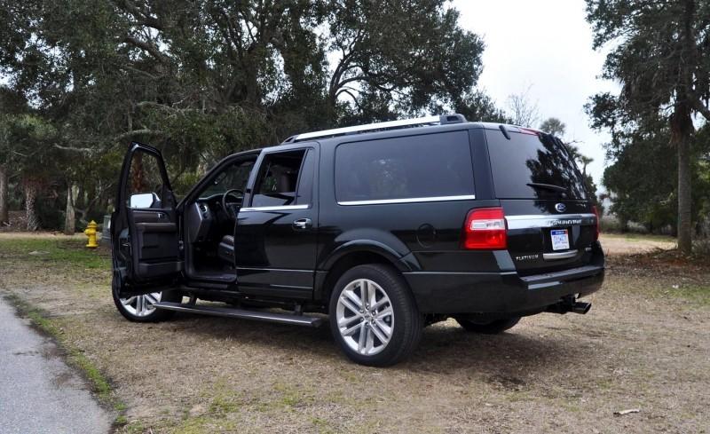 2015 Ford Expedition Platinum EL 49