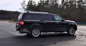 2015 Ford Expedition Platinum EL 5
