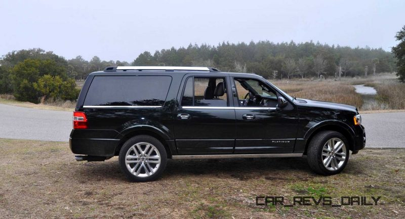 2015 Ford Expedition Platinum EL 51