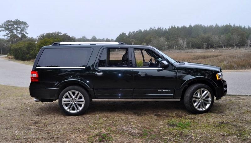 2015 Ford Expedition Platinum EL 52