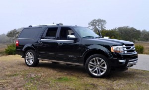 2015 Ford Expedition Platinum EL 54