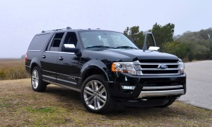 2015 Ford Expedition Platinum EL 55