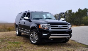 2015 Ford Expedition Platinum EL 56