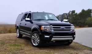 2015 Ford Expedition Platinum EL 56