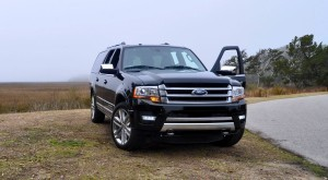 2015 Ford Expedition Platinum EL 57