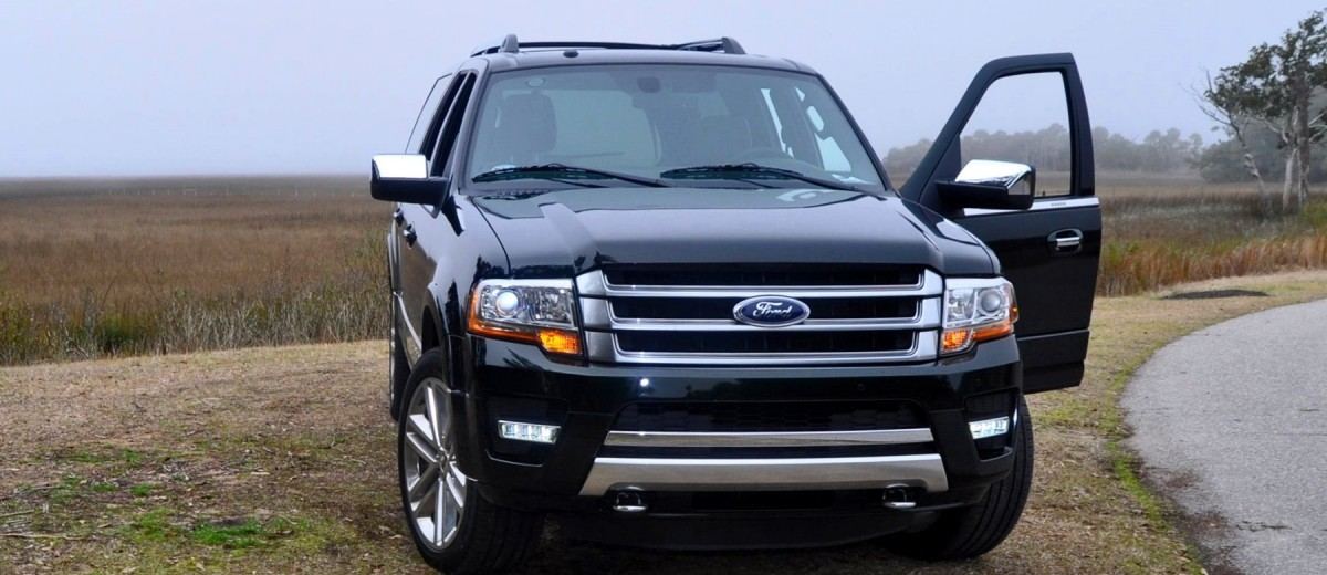 2015 Ford Expedition Platinum EL 58