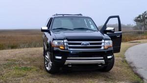 2015 Ford Expedition Platinum EL 58