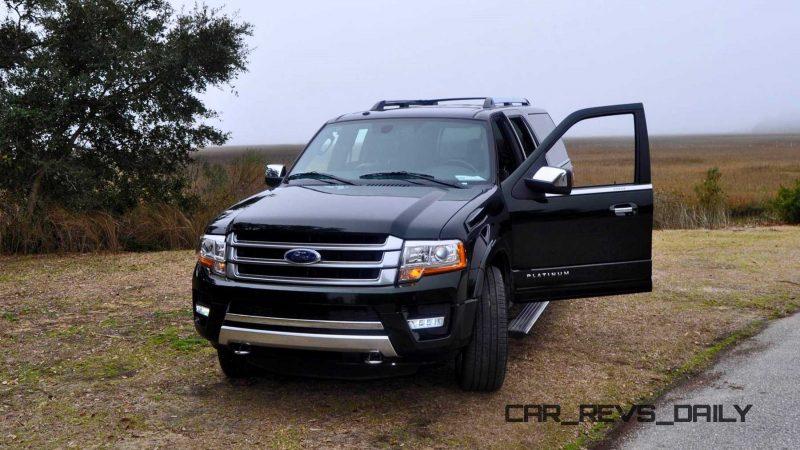 2015 Ford Expedition Platinum EL 60