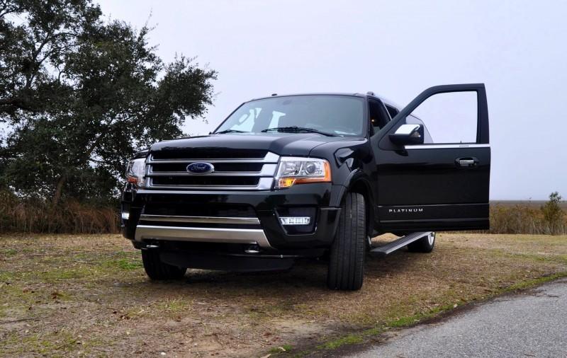 2015 Ford Expedition Platinum EL 61