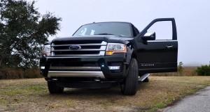 2015 Ford Expedition Platinum EL 62