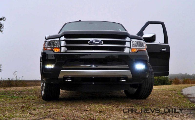 2015 Ford Expedition Platinum EL 64