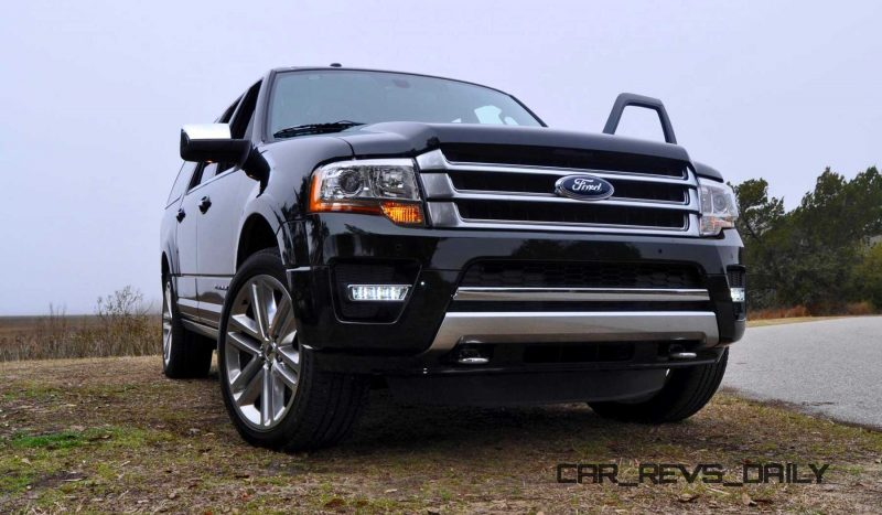 2015 Ford Expedition Platinum EL 67