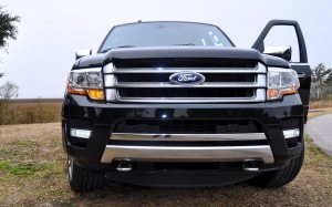 2015 Ford Expedition Platinum EL 70