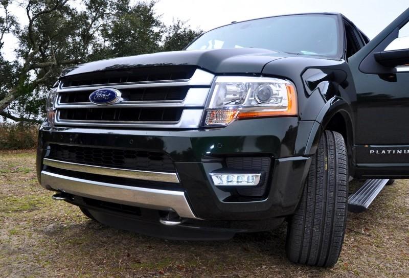 2015 Ford Expedition Platinum EL 71