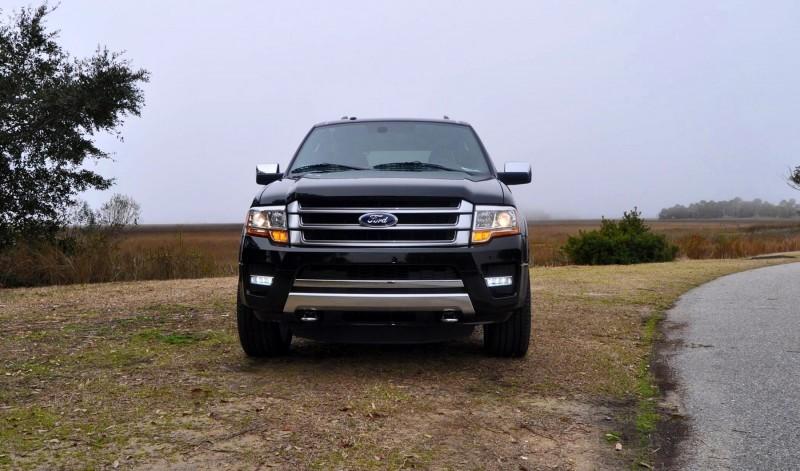 2015 Ford Expedition Platinum EL 74