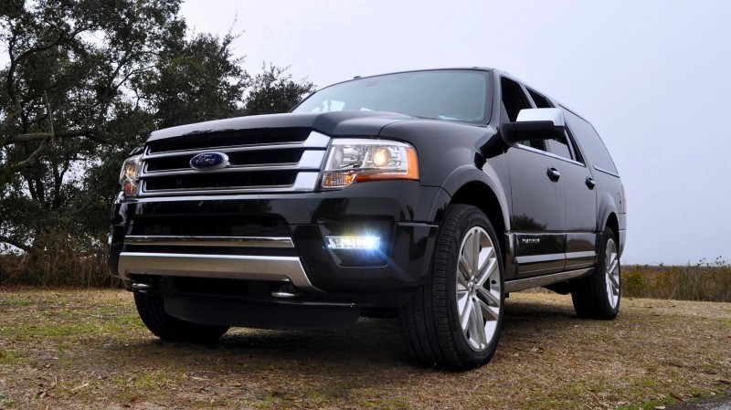 2015 Ford Expedition Platinum EL 79