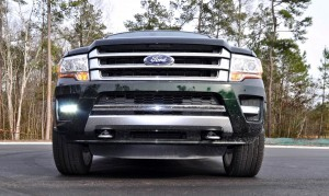 2015 Ford Expedition Platinum EL 8