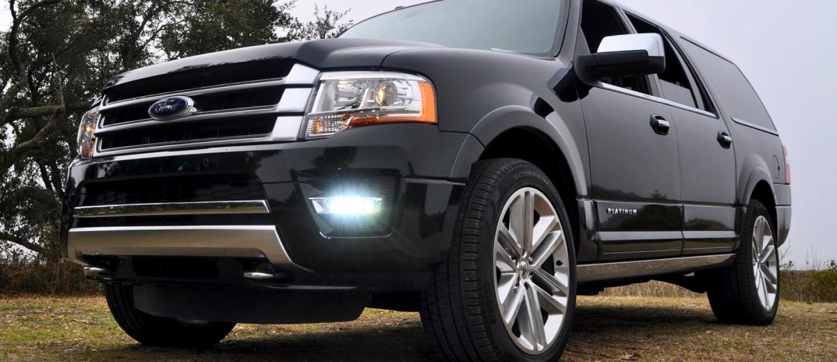 2015 Ford Expedition Platinum EL 80