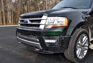 2015 Ford Expedition Platinum EL 9