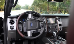 2015 Ford Expedition Platinum EL Interior 10