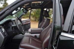 2015 Ford Expedition Platinum EL Interior 12