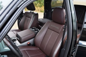 2015 Ford Expedition Platinum EL Interior 13