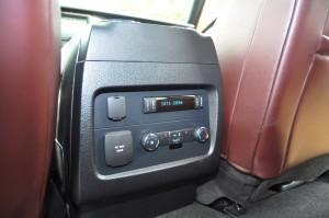 2015 Ford Expedition Platinum EL Interior 14
